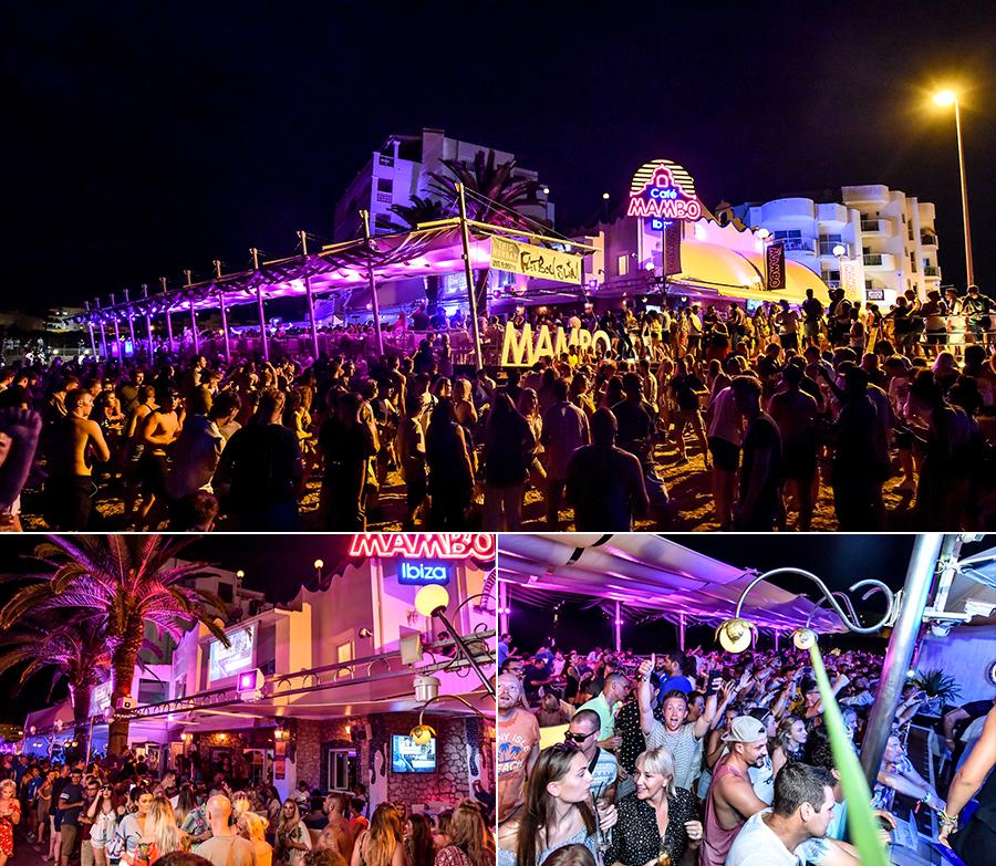 Ibiza 2018 Cafe Mambo