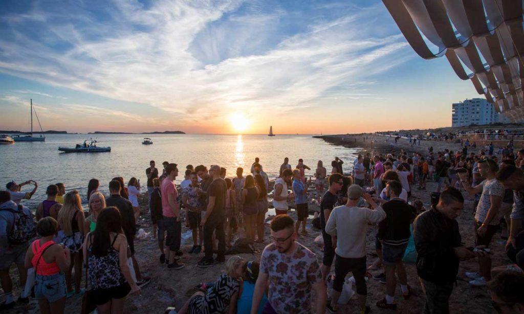 Zachody słońca Ibiza 2018